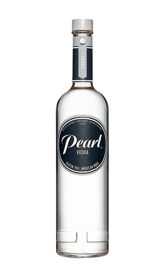 Pearl Vodka Bottle