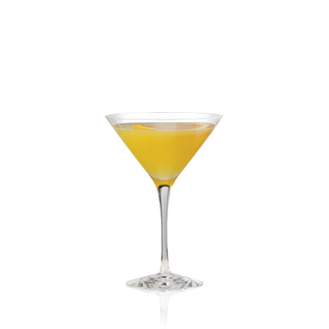 Push-Up-Pop Martini