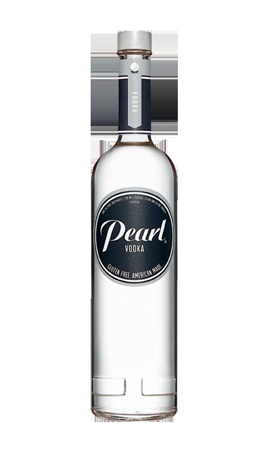 Pearl Vodka Bottle